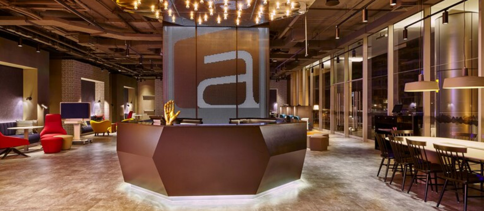Hotel Aloft Lima Miraflores Peru