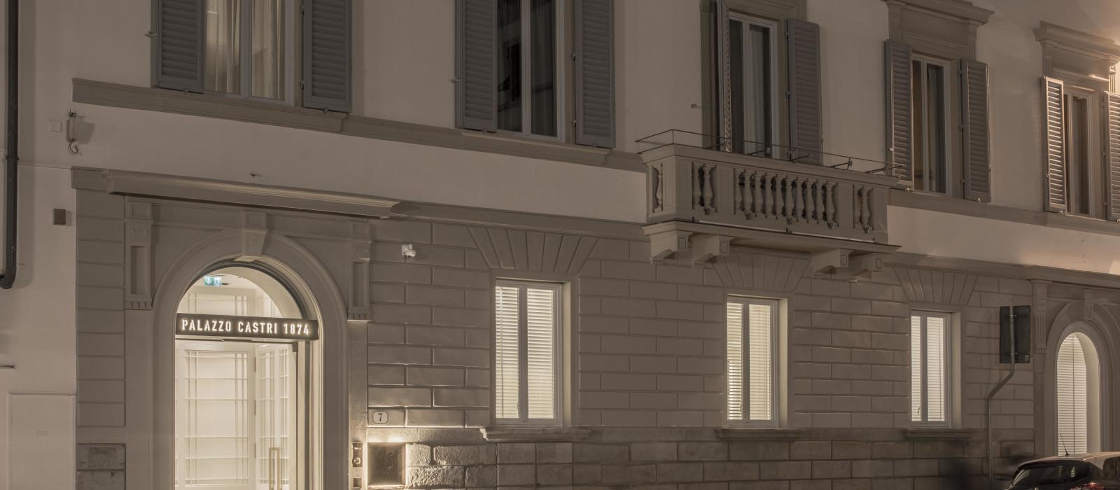 Hotel  Palazzo Castri 1874 Italien