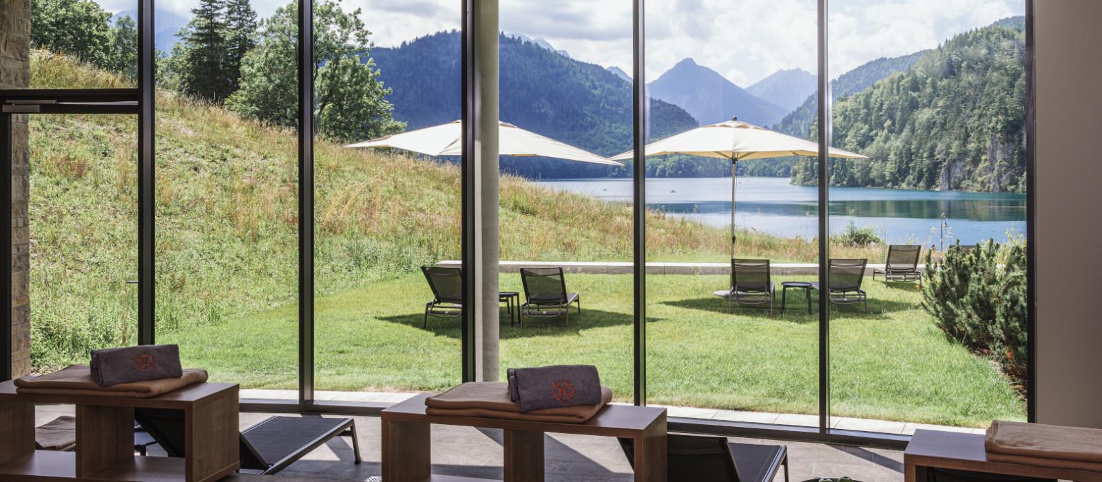Hotel AMERON Neuschwanstein Alpsee Resort & Spa Germany