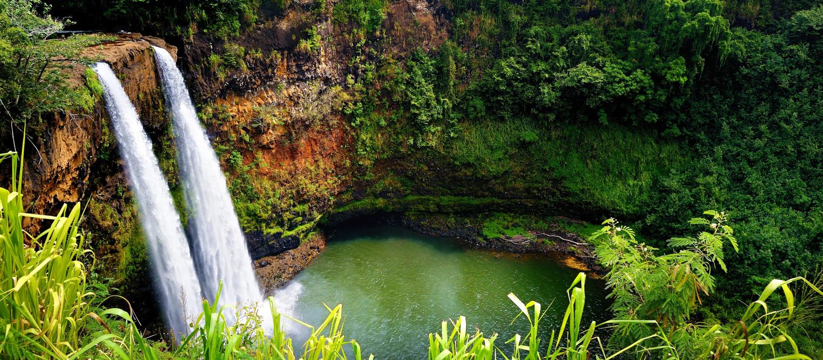 Destination Kauai Hawaii