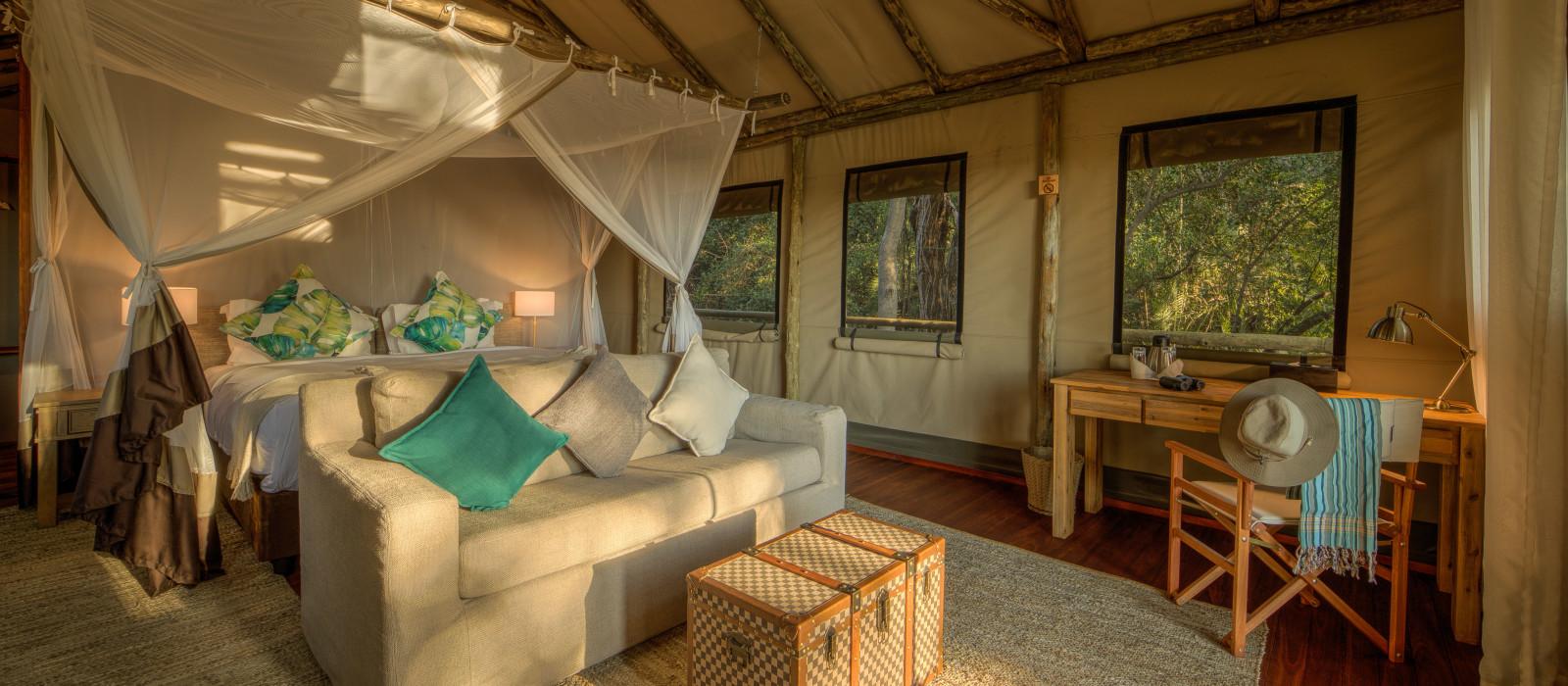 Hotel Setari Camp Botswana
