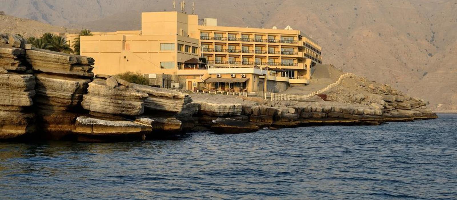 Hotel Atana Khasab  Oman