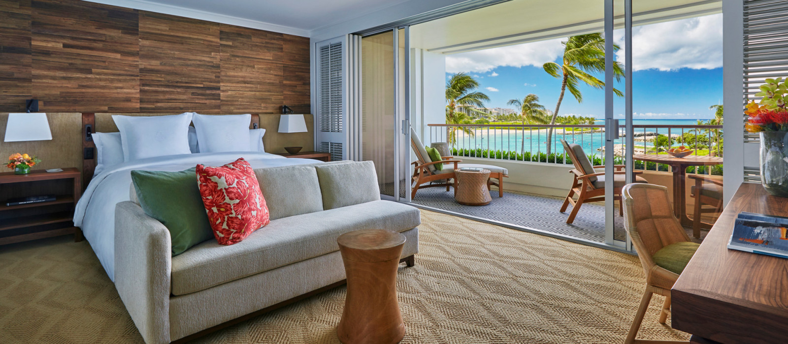Hotel Four Seasons Resort Oahu at Ko Olina Hawaii