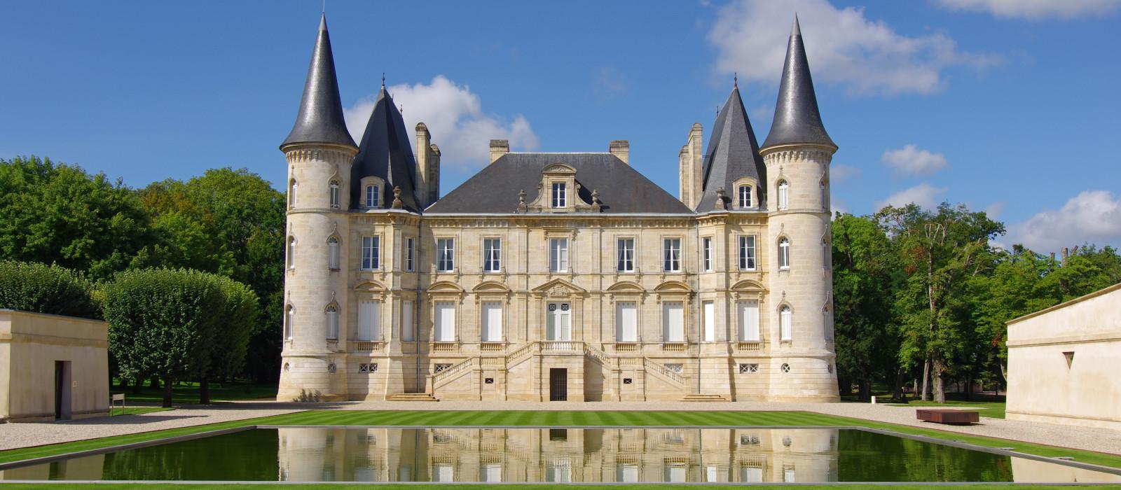 Destination Bordeaux France