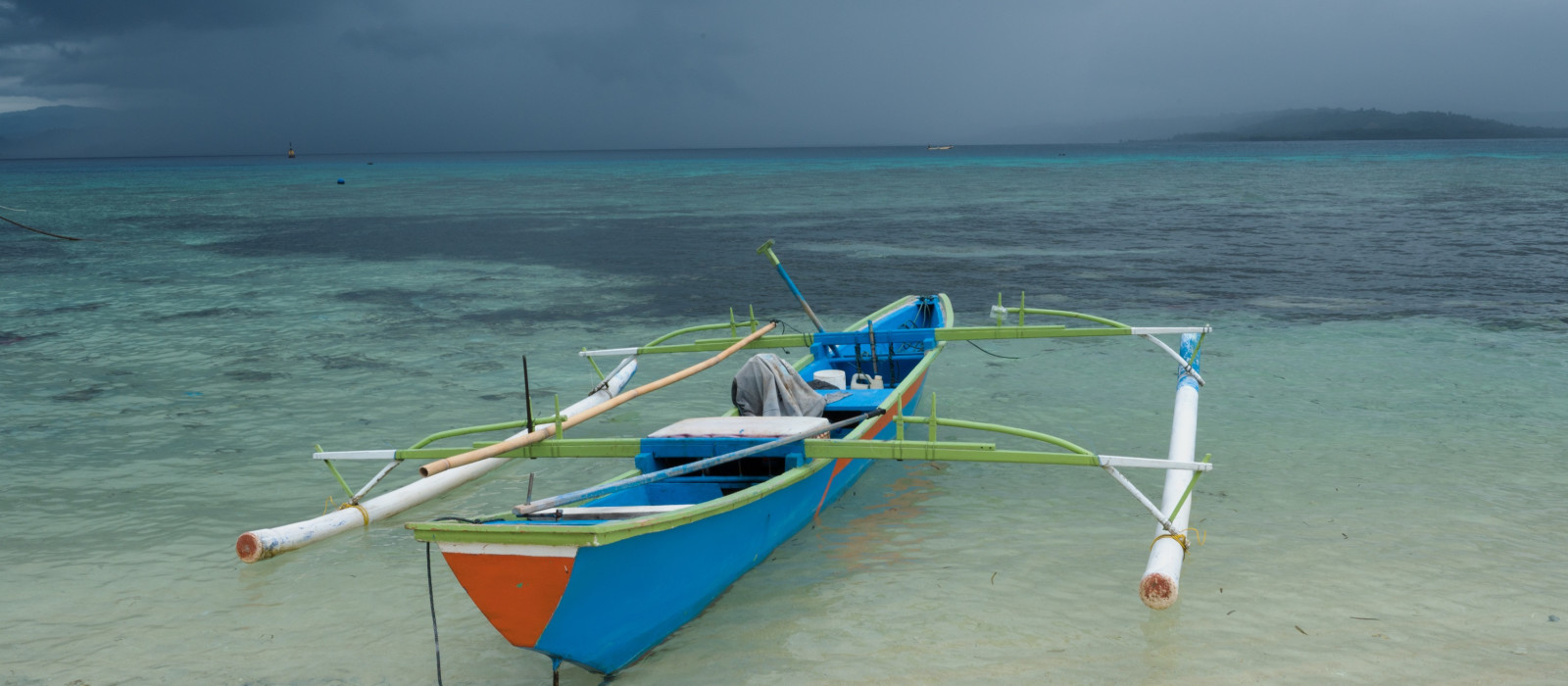 Destination Gangga Island Indonesia
