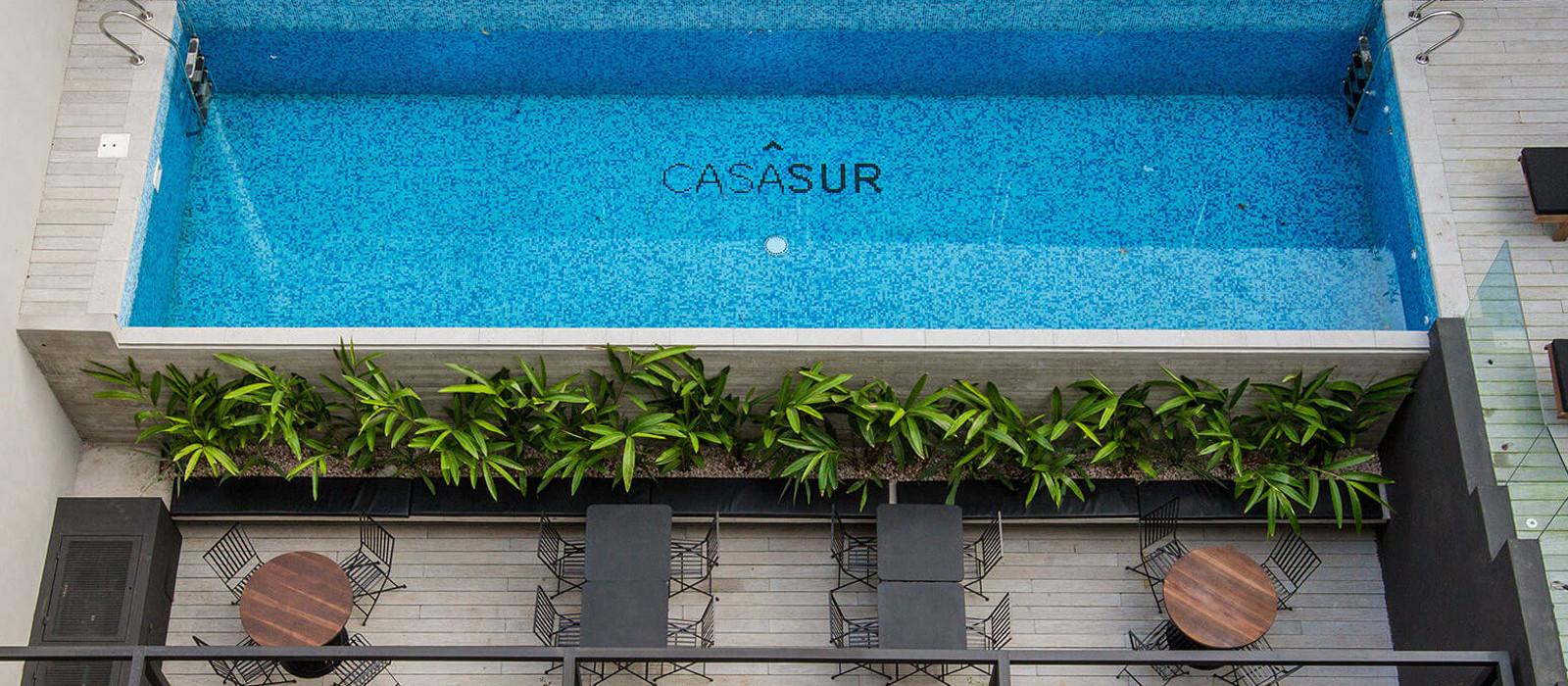 Hotel Das Casa Sur Palermo Argentinien