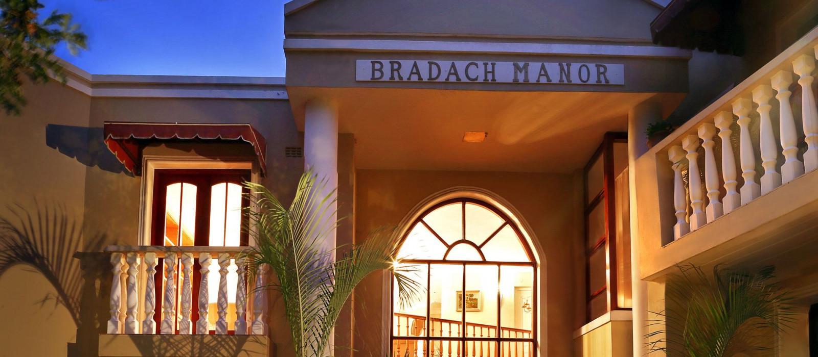 Hotel Bradach Manor Südafrika