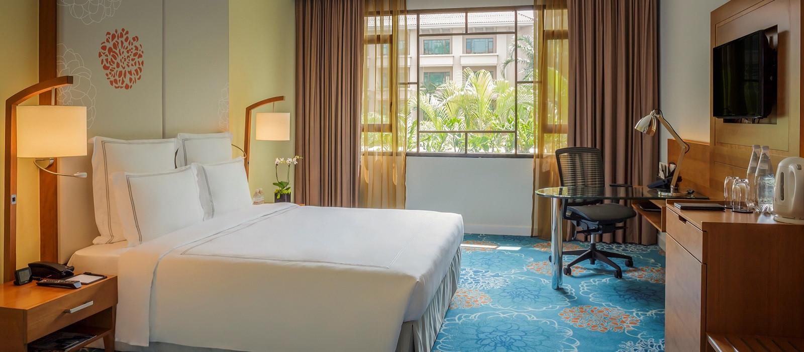 Hotel Swissotel Merchant Court Singapur