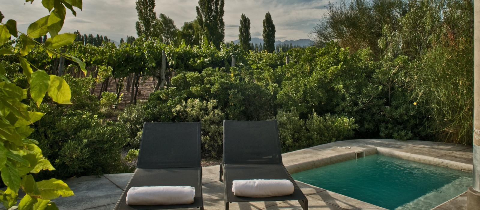 Hotel Cavas Wine Lodge Argentina