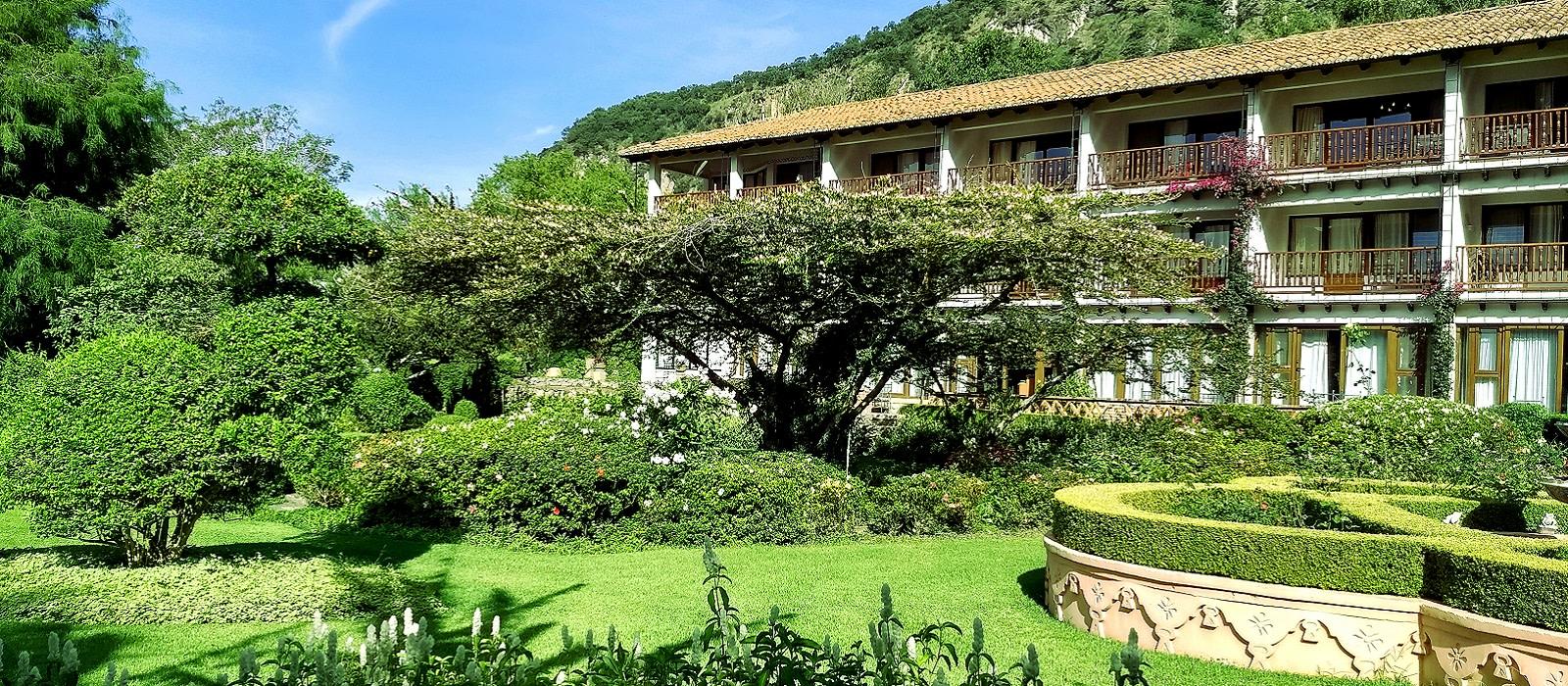 Hotel  Atitlan Guatemala