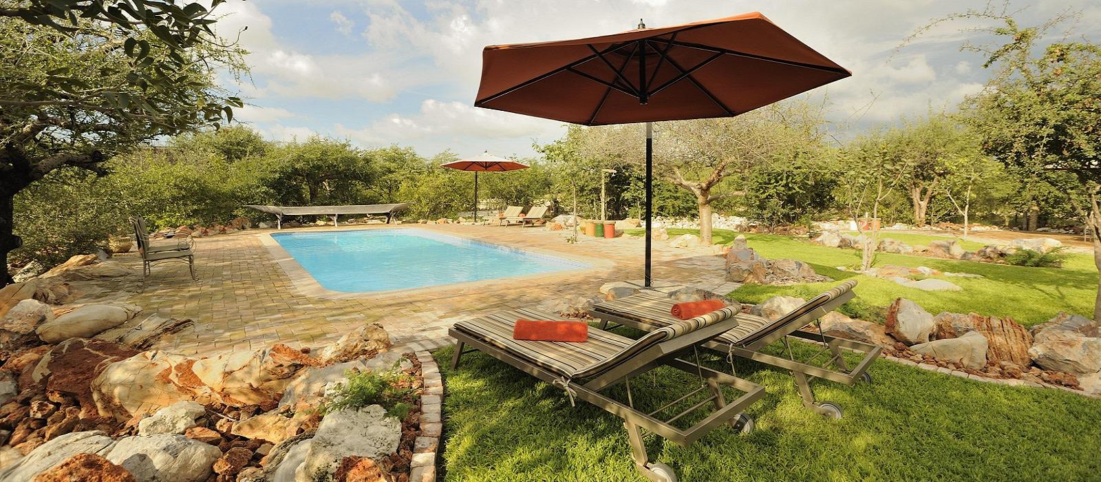 Hotel Taleni Etosha Village Namibia
