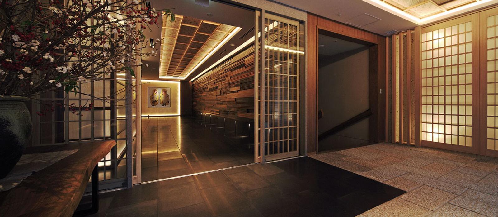 Hotel Noku Roxy Kyoto Japan