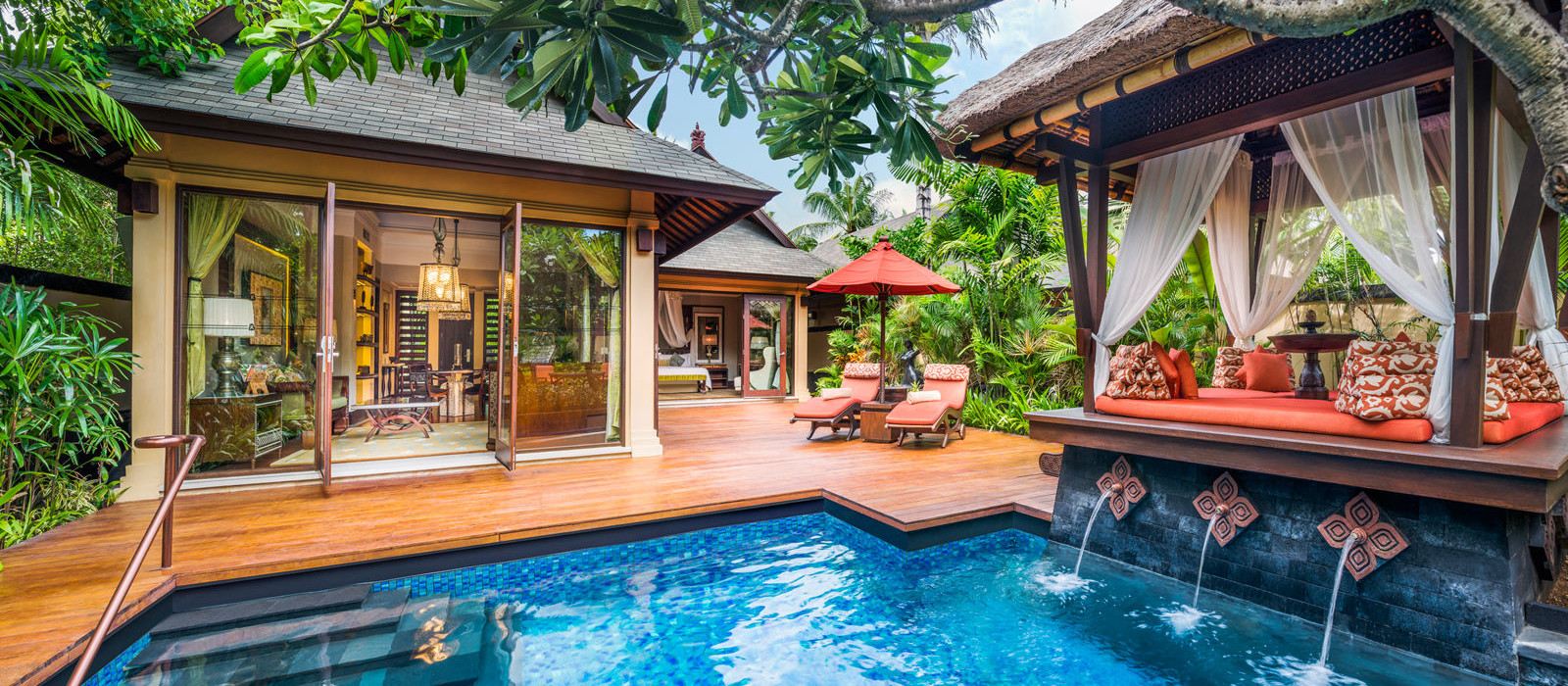 Hotel St. Regis Bali Resort Indonesien
