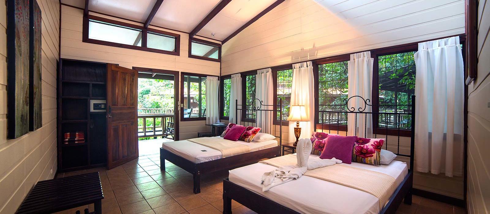 Hotel Pachira Lodge Costa Rica