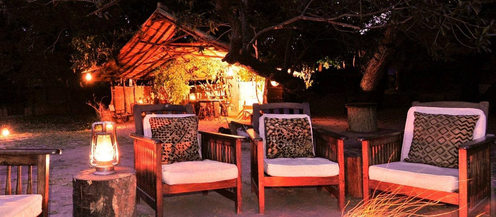 Hotel Luwi Bushcamp Sambia
