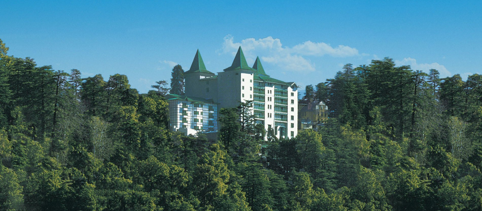 Hotel The Oberoi Cecil, Shimla Himalaja