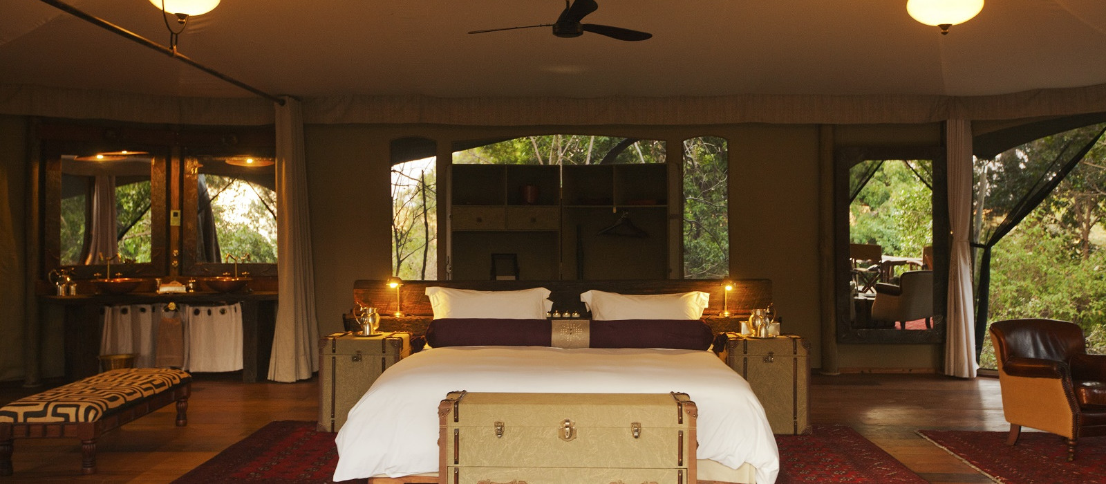 Hotel Mara Plains Camp Kenya