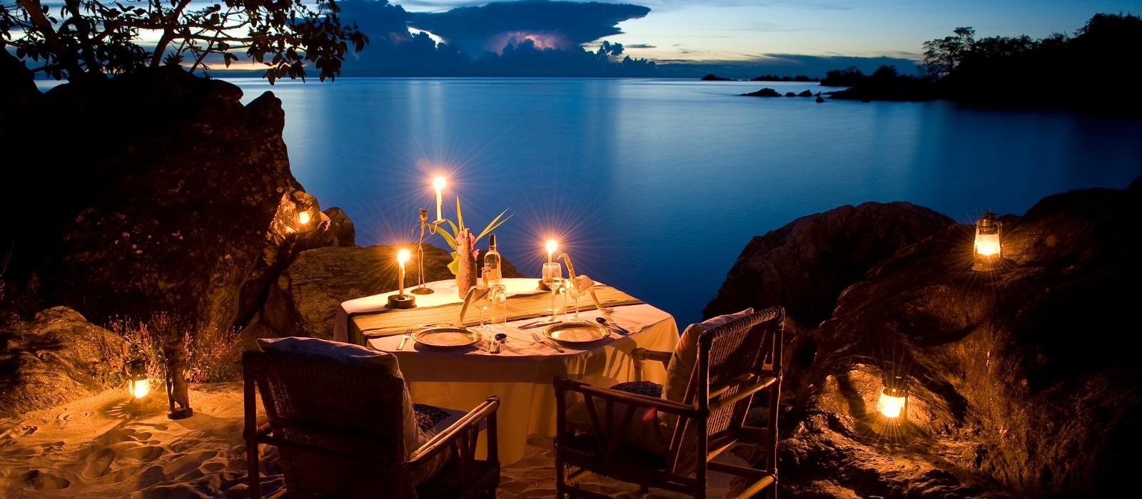 Hotel Nkwichi Lodge Mosambik