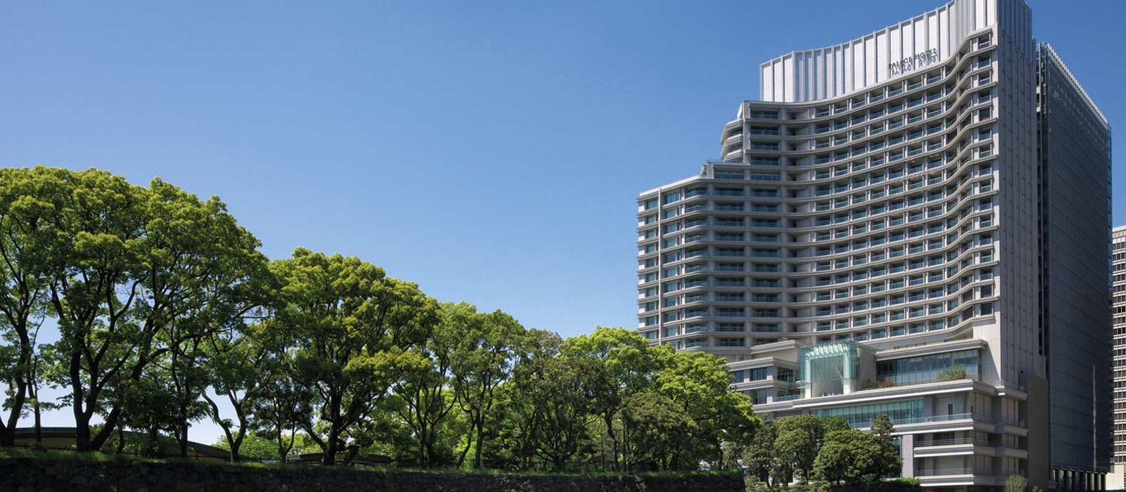 Hotel Palace  Tokyo Japan