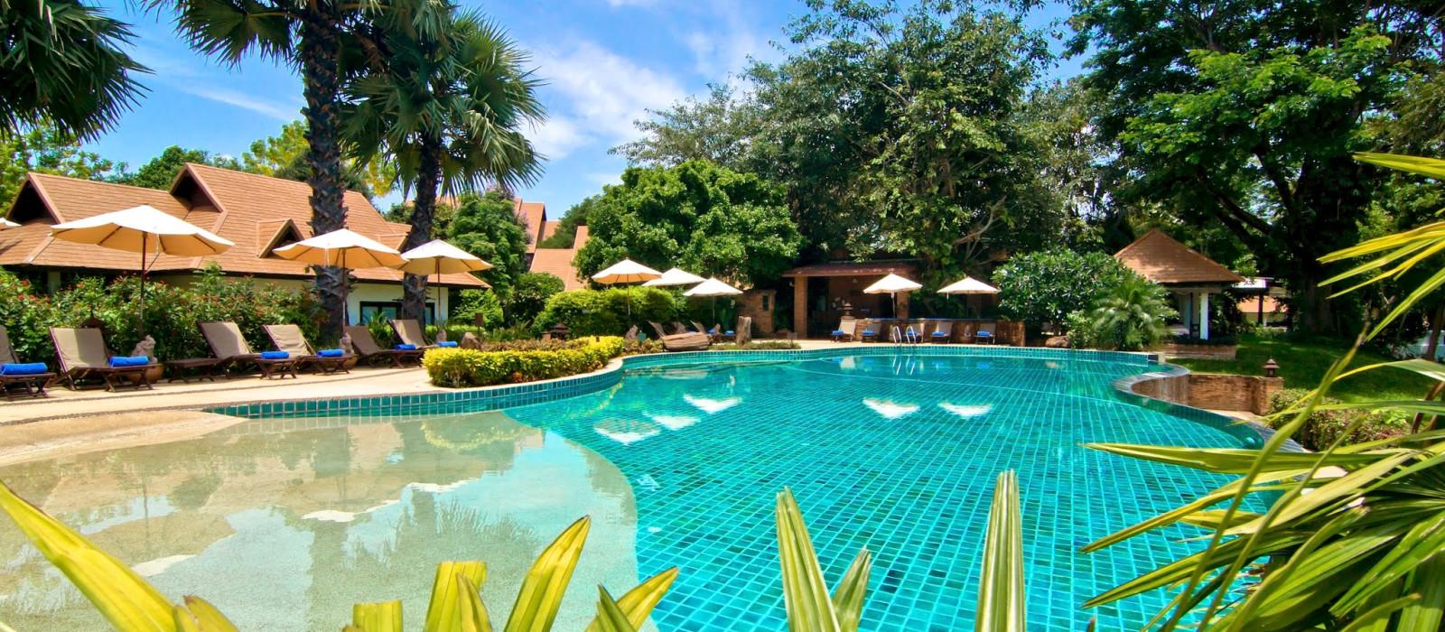 Hotel Legend Chiang Rai Resort Thailand