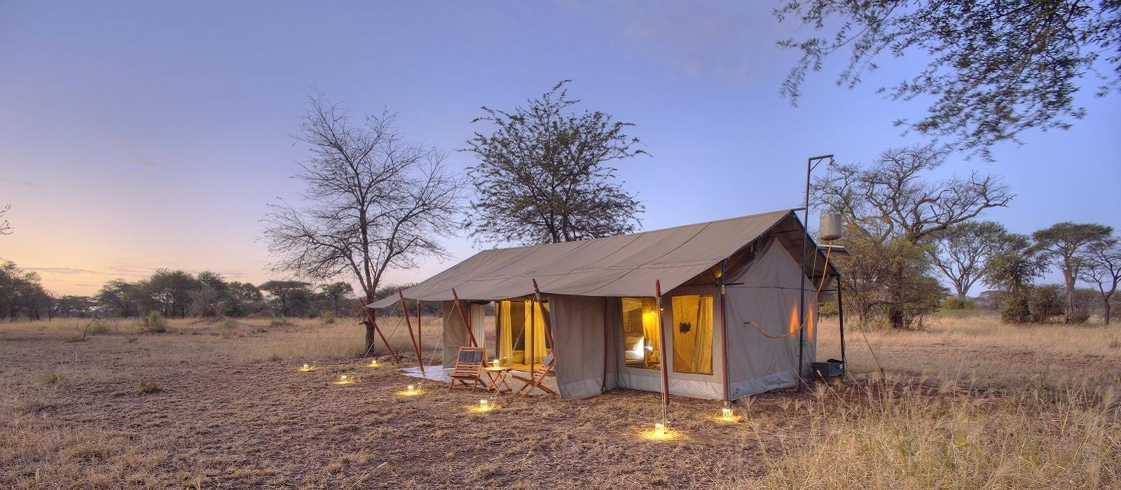 Hotel Ubuntu Migration Camp Tanzania