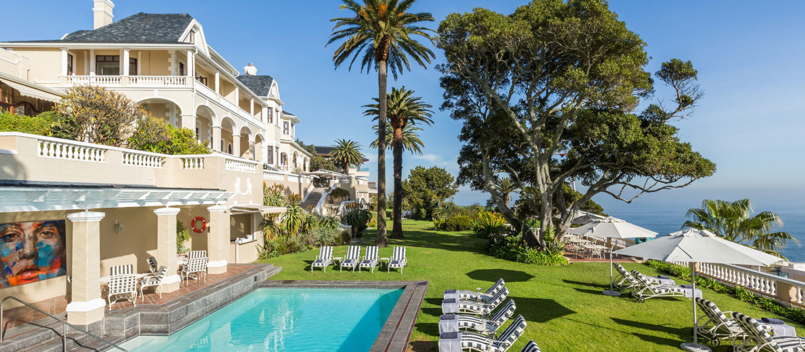 Hotel Ellerman House South Africa