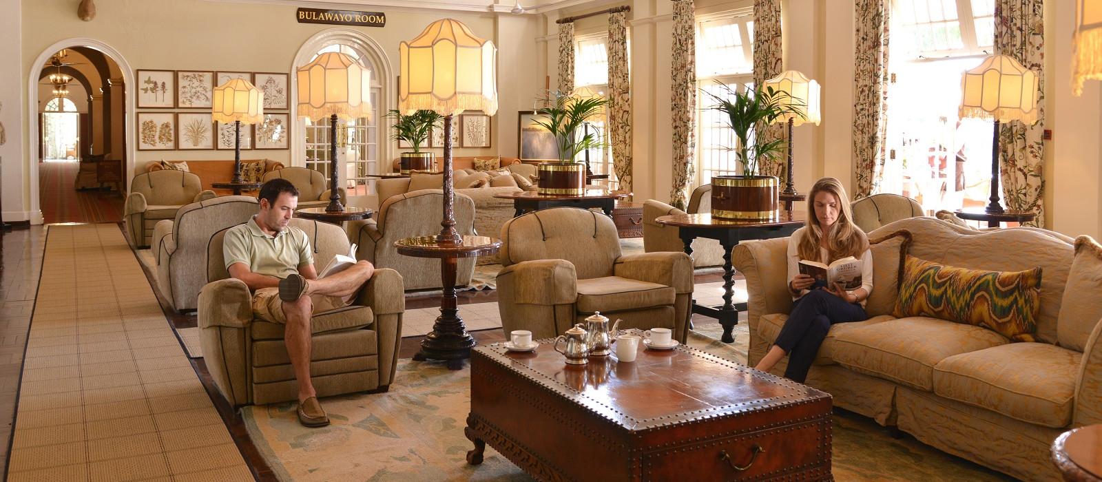Hotel Victoria Falls  Simbabwe