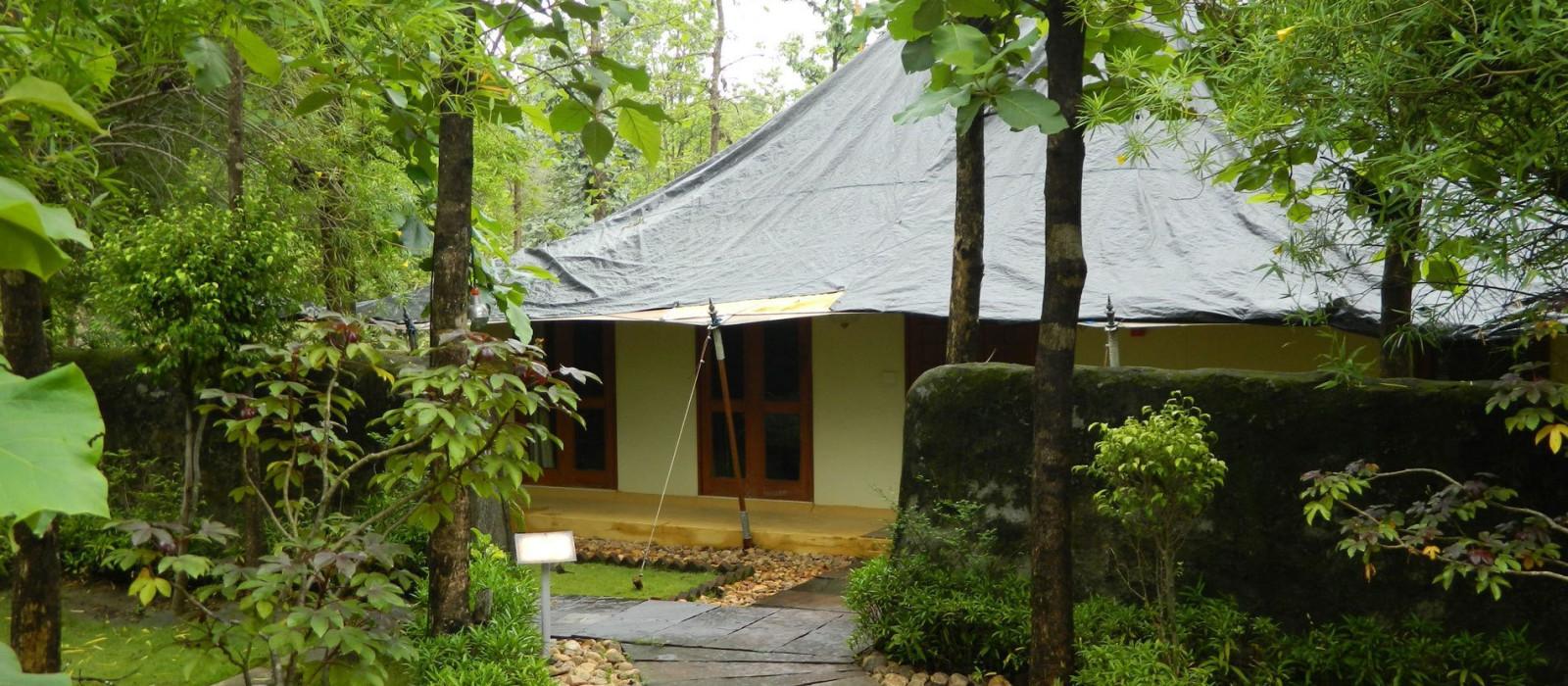 Hotel Tuli Tiger Corridor Zentral- & Westindien