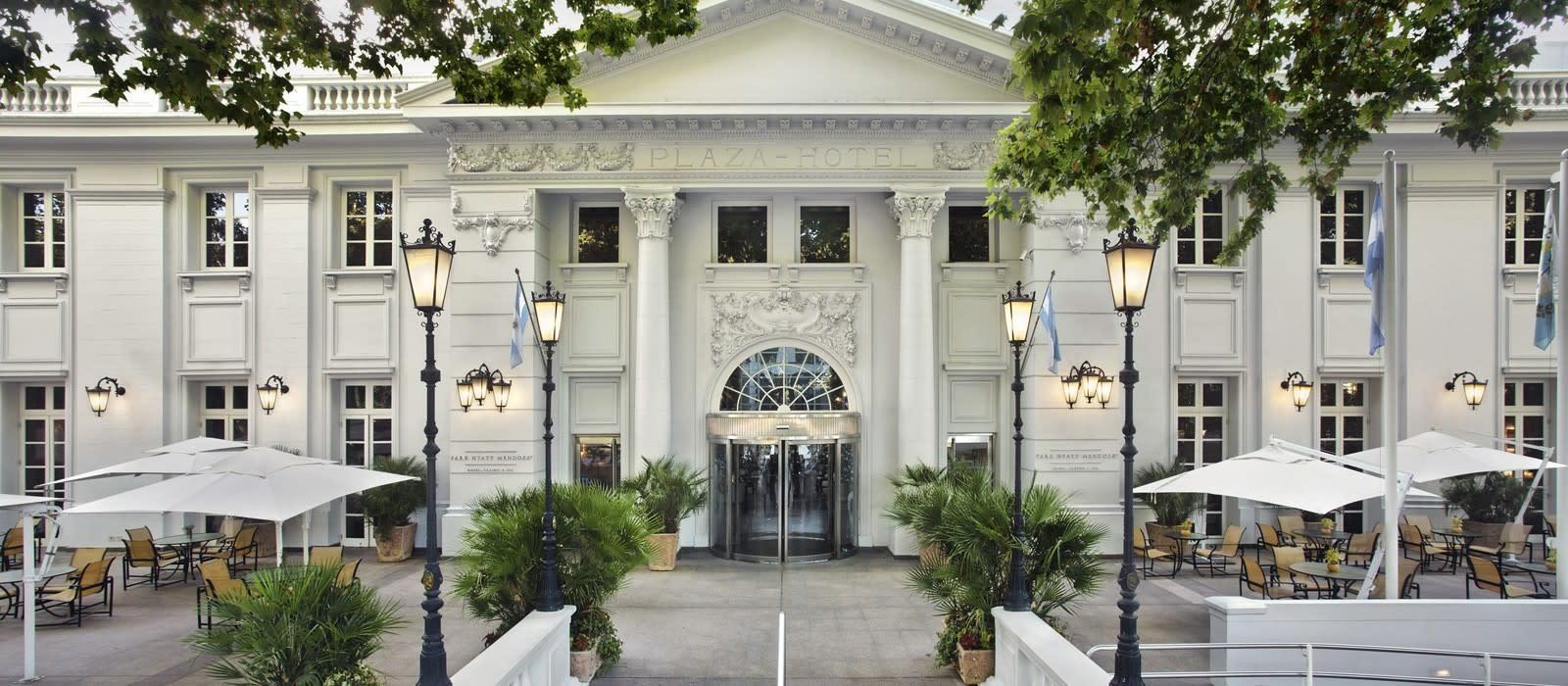 Hotel Park Hyatt Mendoza Argentina