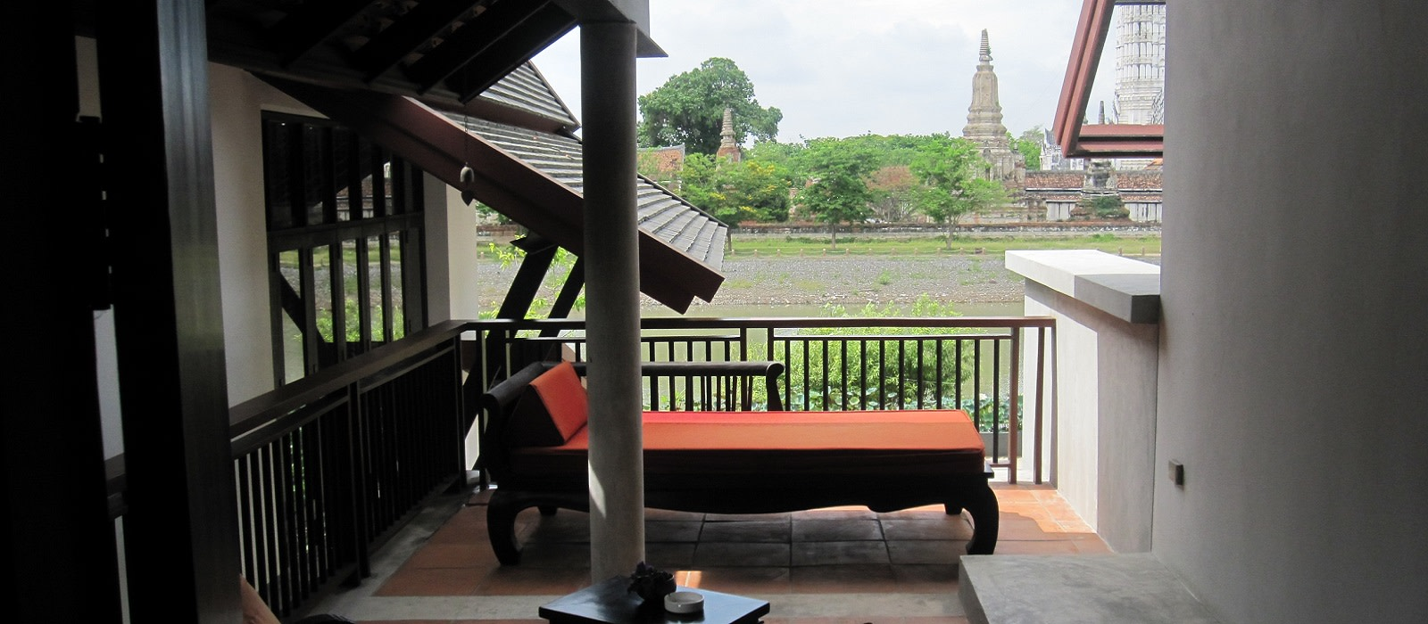 Hotel Iudia on the River Thailand