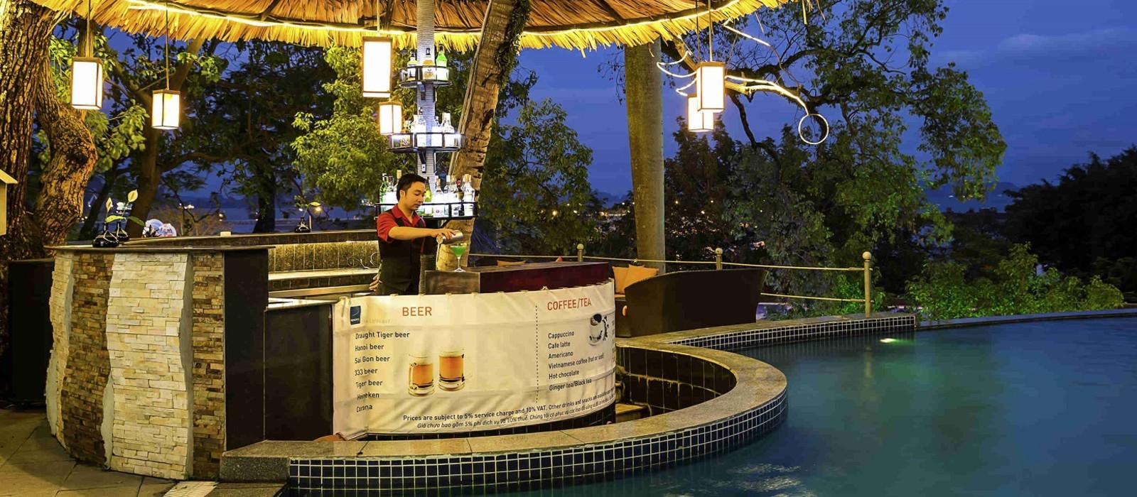 Hotel Novotel Halong Bay Vietnam