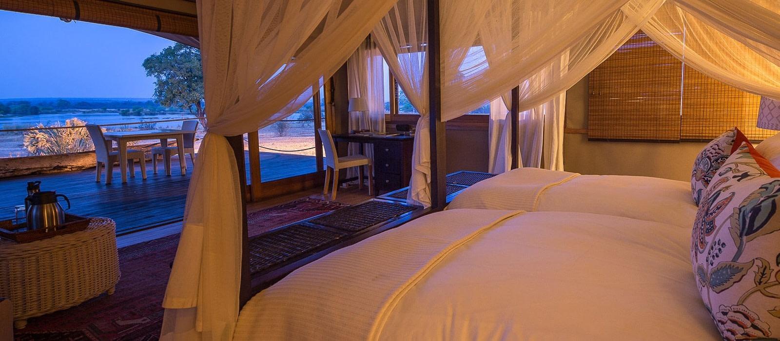 Hotel Toka Leya Sambia