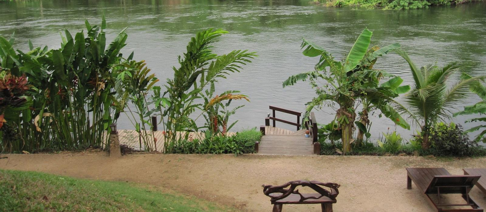 Hotel Oriental River Kwai Resort Thailand