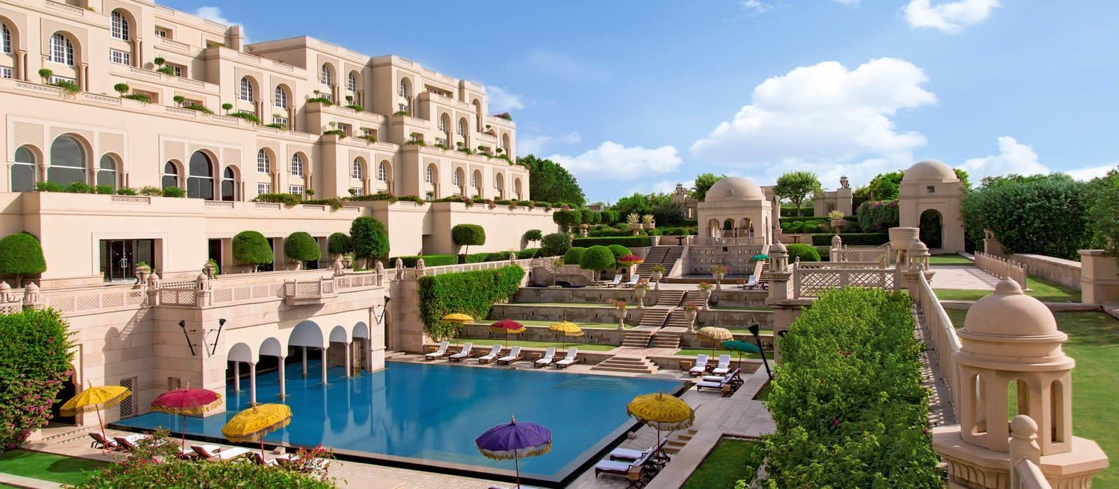 Hotel The Oberoi Amarvilas, Agra Nordindien