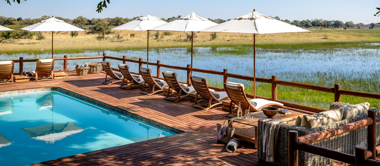 Hotel Chief's Camp Botswana