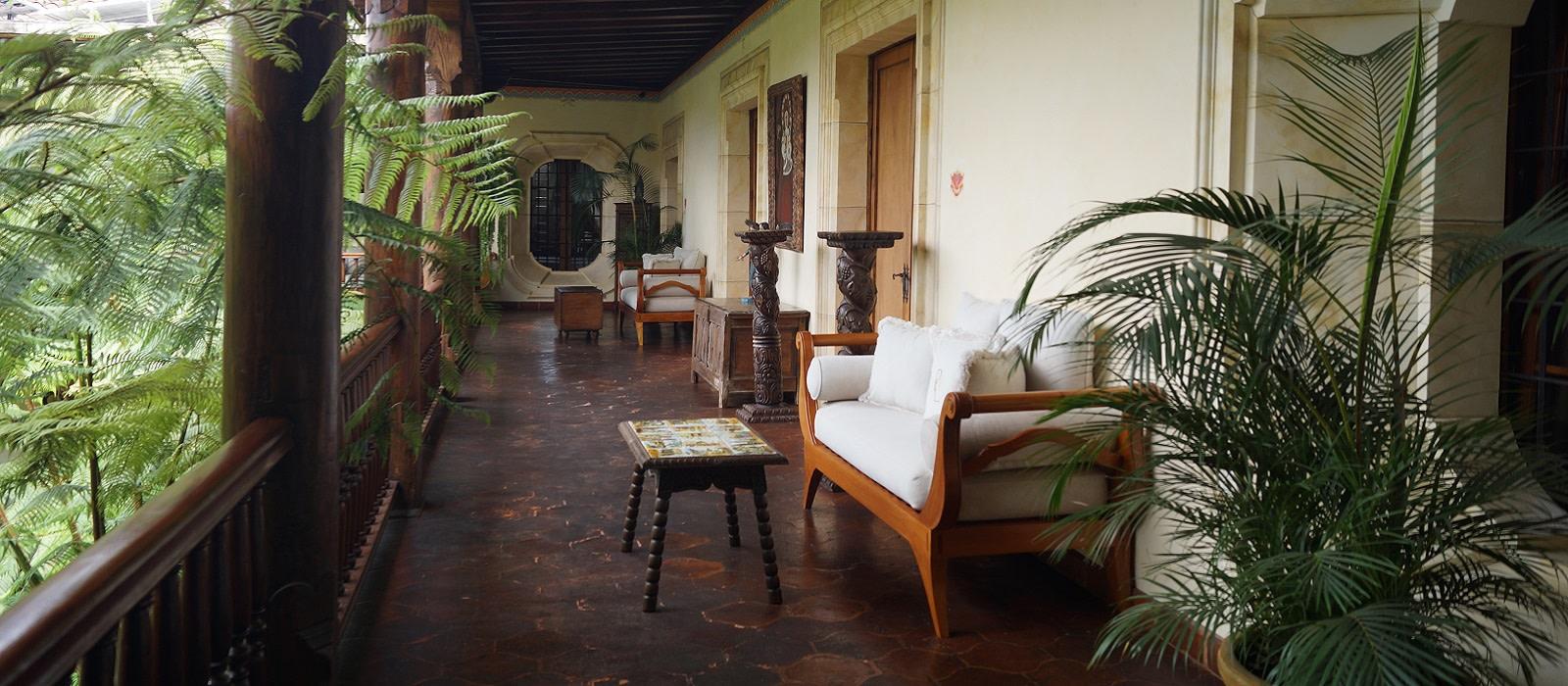 Hotel Palacio Doña Leonor Guatemala