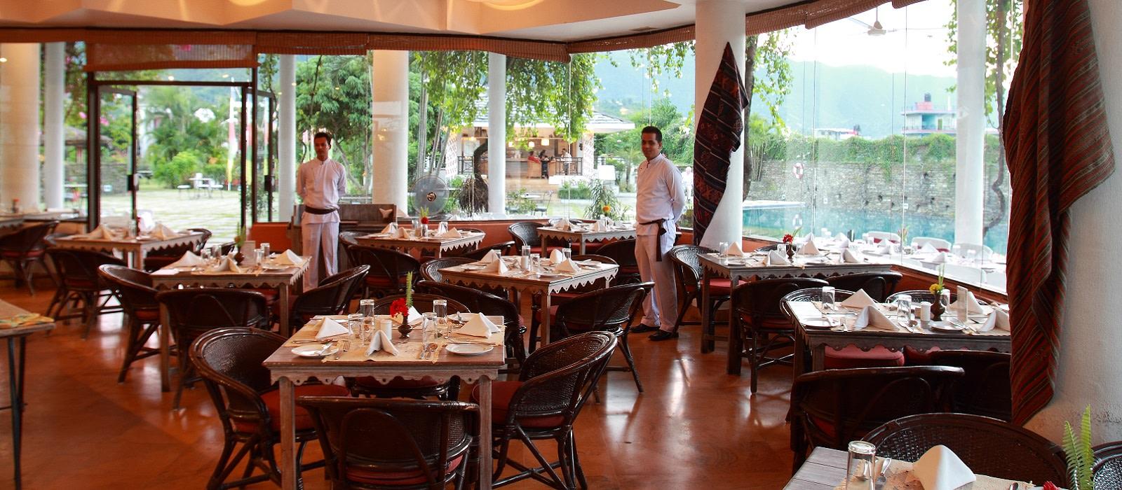Hotel Shangrila village Nepal