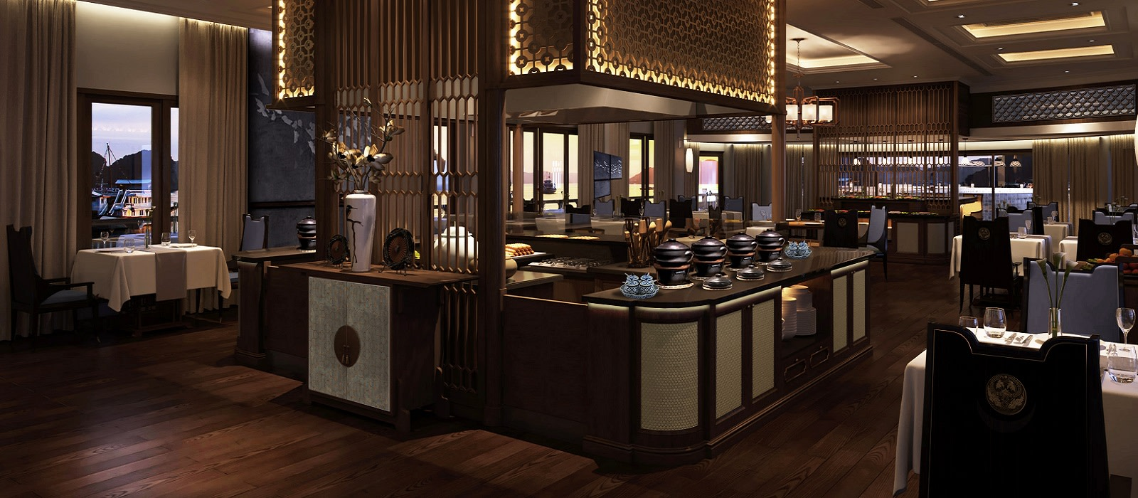 Hotel Ginger Cruise Vietnam