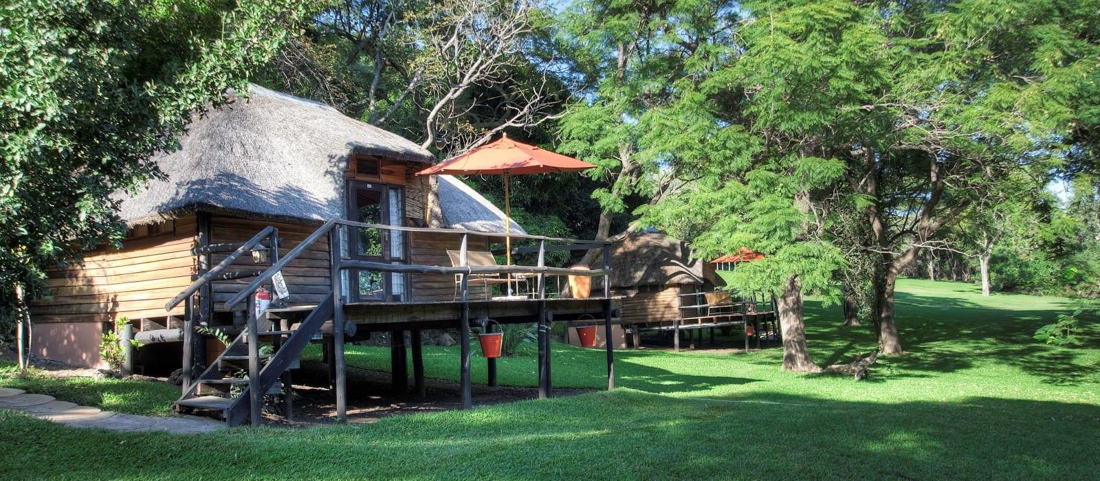 Hotel Kubu Lodge Botswana