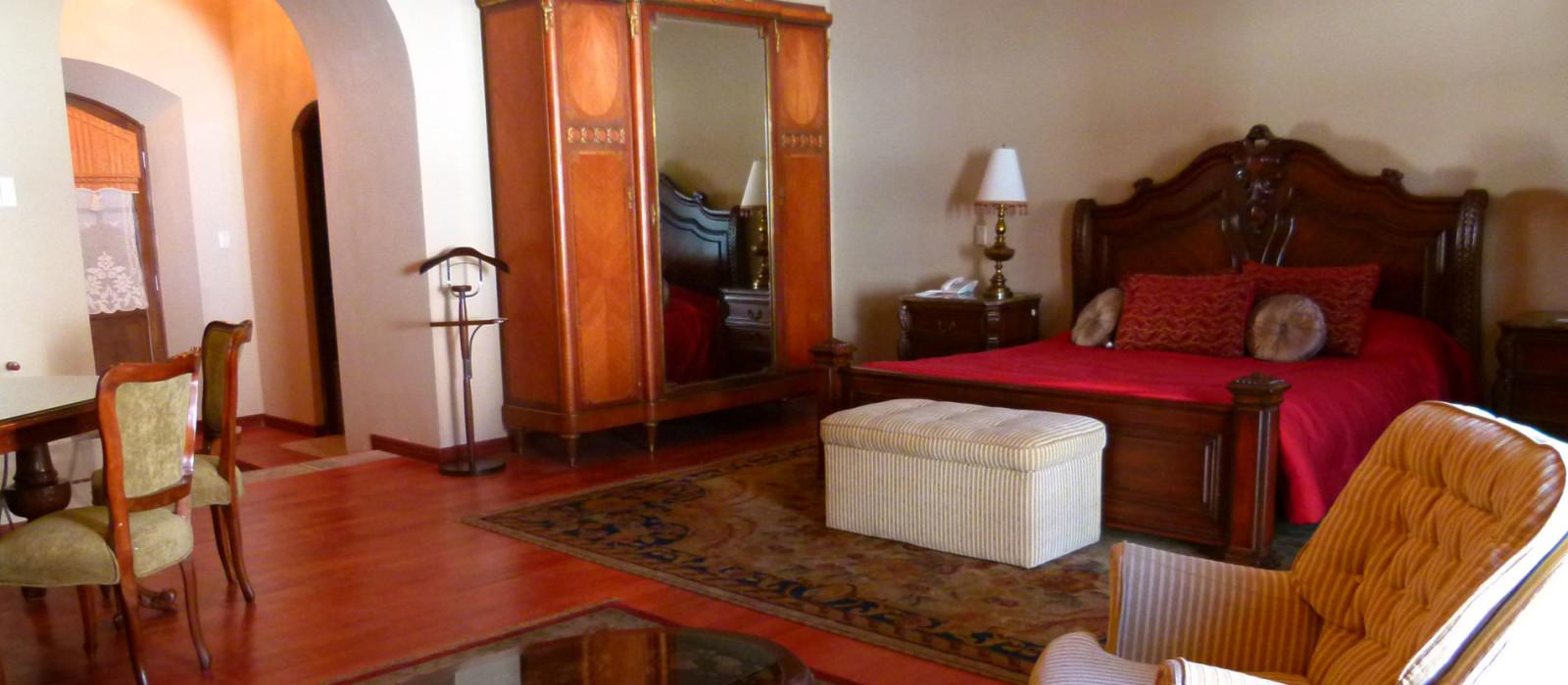 Hotel Parador Santa Maria La Real Bolivia