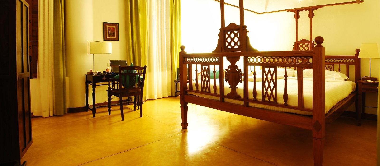 Hotel Maison Perumal Südindien