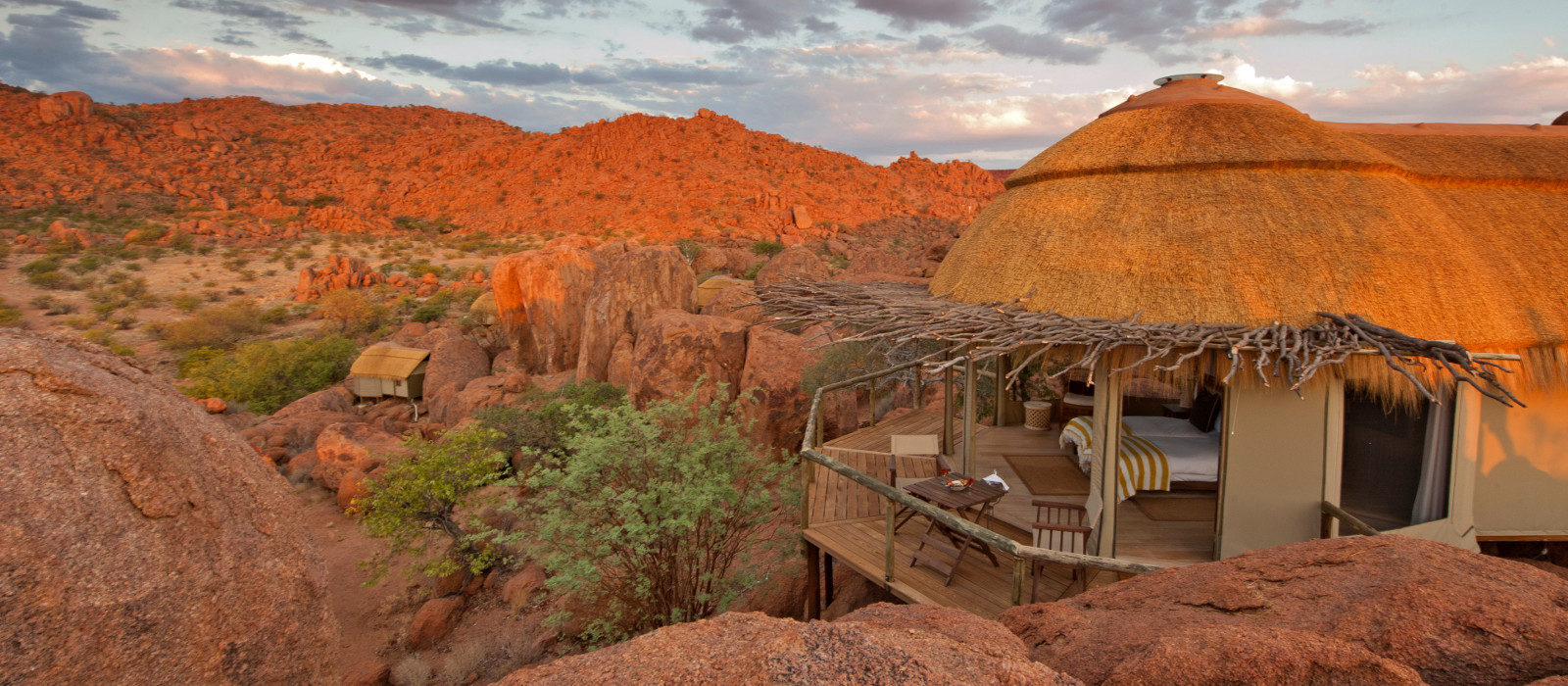 Hotel Mowani Mountain Camp Namibia