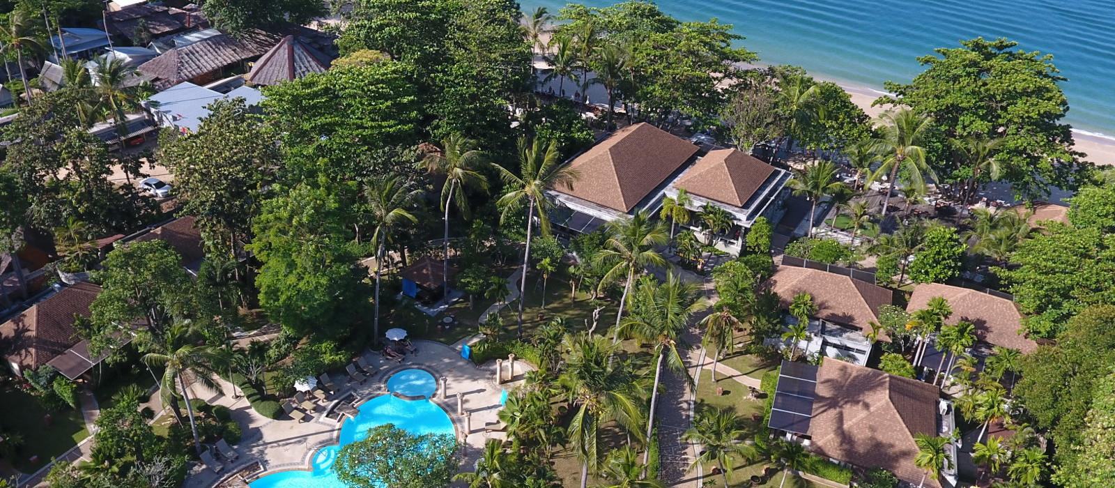 Hotel Lanta Sand Resort and Spa Thailand