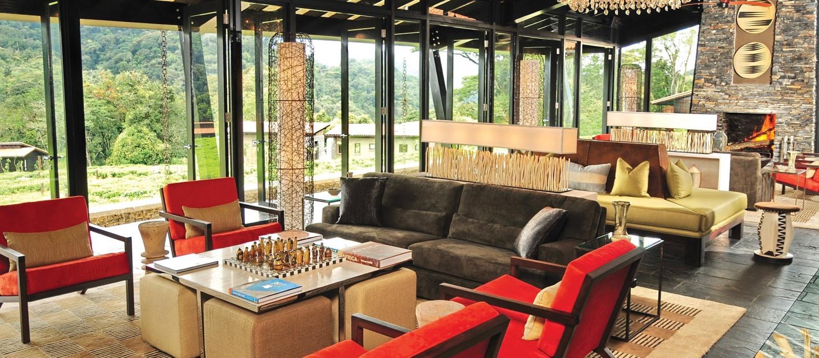 Hotel One&Only Nyungwe House Ruanda