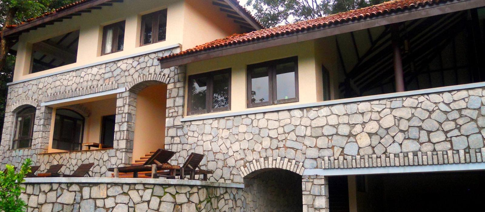 Hotel Flameback Lodge Südindien