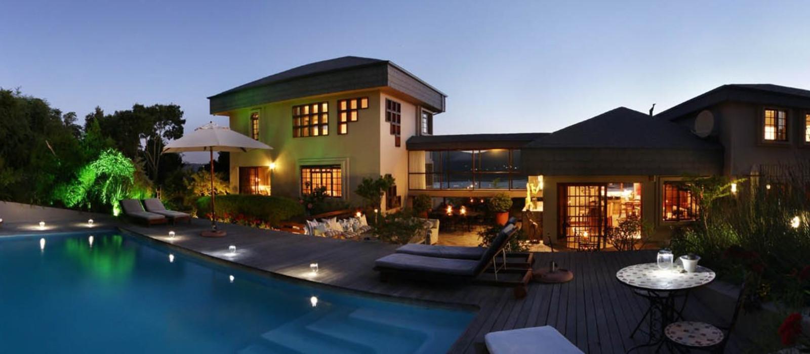 Hotel Kanonkop House Südafrika