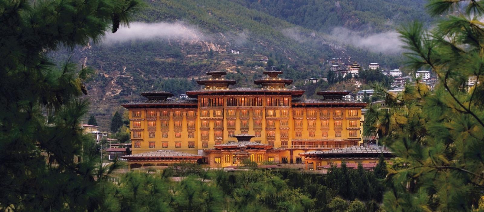 Hotel Taj Tashi Bhutan