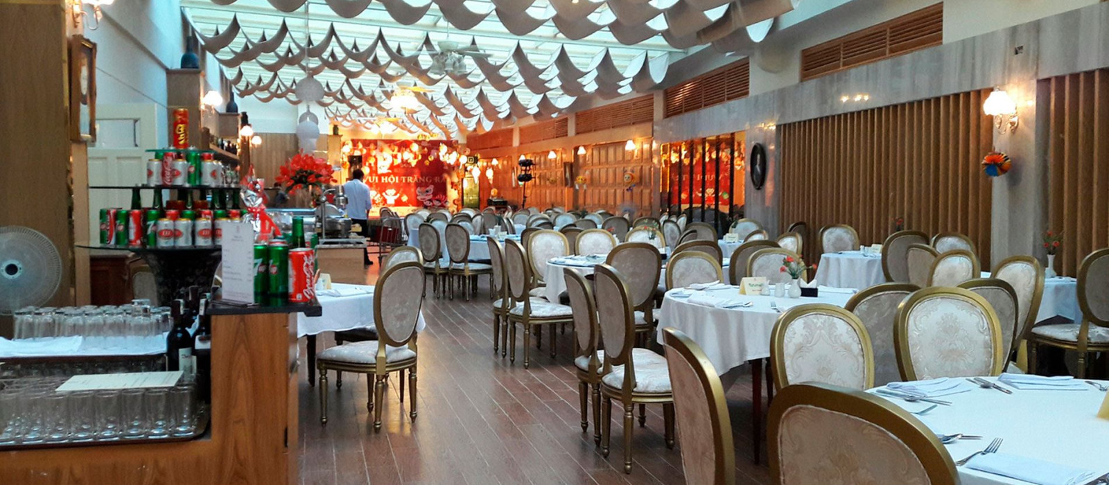 Hotel Du Parc  Dalat Vietnam