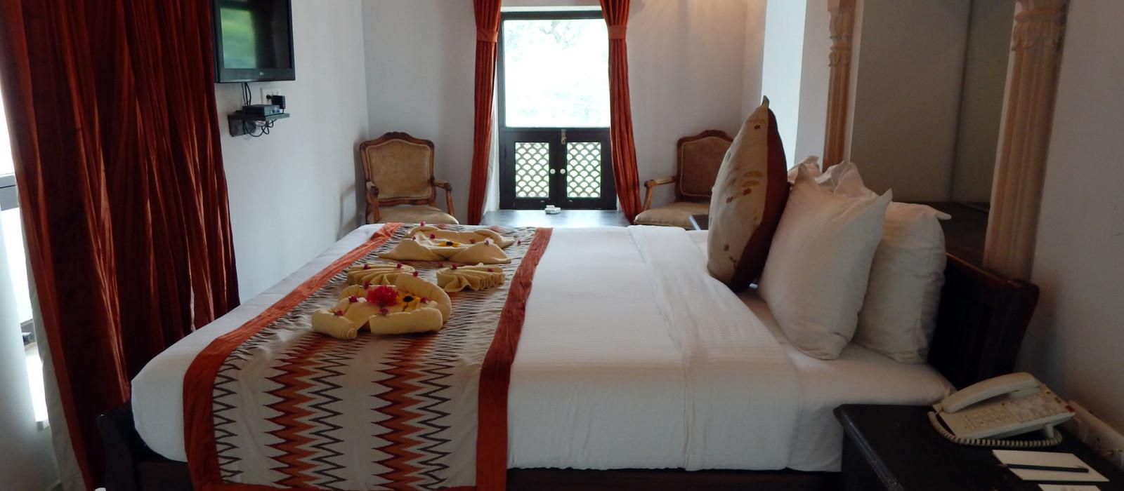 Hotel Chandra Mahal Haveli Nordindien