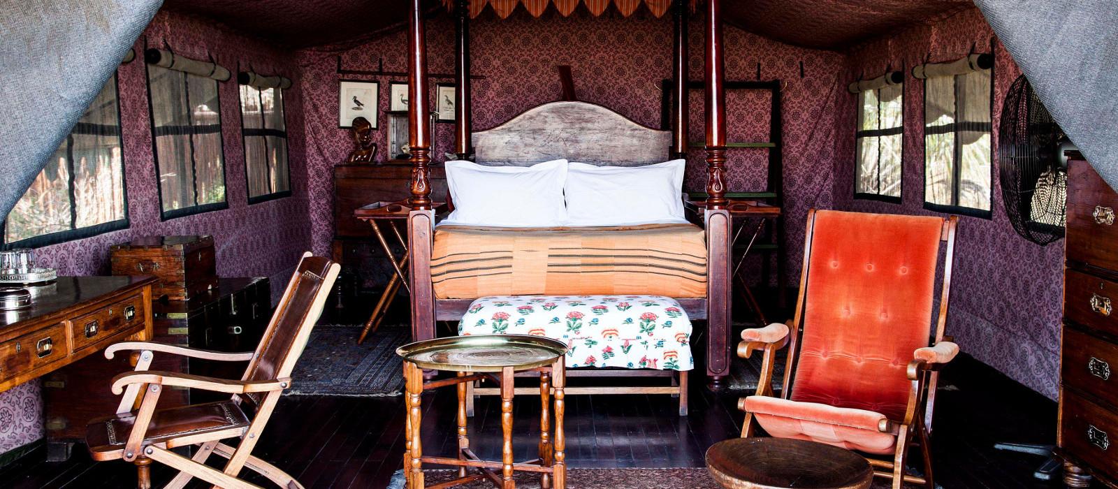 Hotel Jack's Camp Botswana